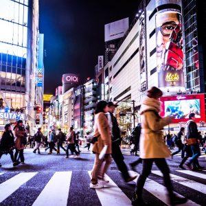 渋谷スクランブル交差点の写真をご購入、Booking.comでご使用頂きました!My pic was bought and used by Booking.com from EyeEm Market!