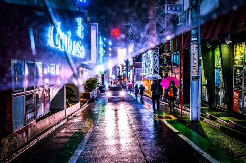 "500px 新フォトコンテスト「Rain」で雨の渋谷 円山町の写真がヴィジュアルインスピレーションとして掲載されました!My Rainy Shibuya Night pics was selected for New PHoto Quest : ""Rain"" on 500px!"