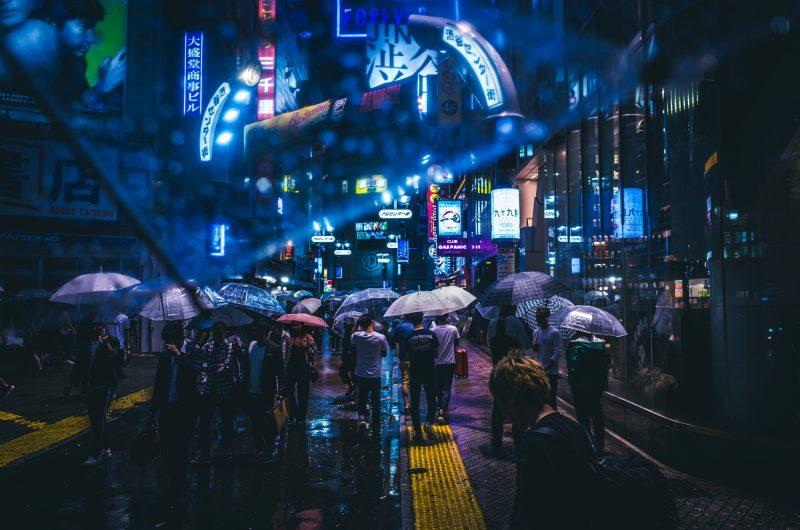 Photography:Cyberpunk,Sci-fi,Shibuyascapes