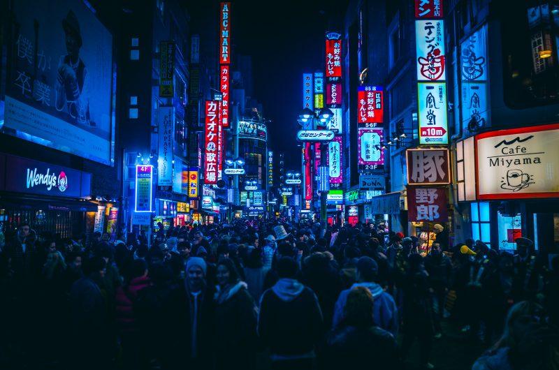 あけおめ!写真:渋谷カウントダウン2018。大晦日から元旦にかけてを写真で振り返り。