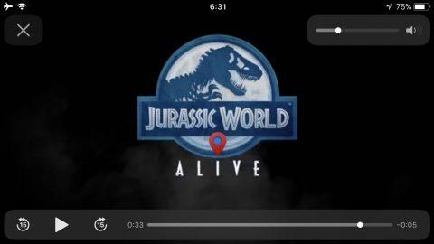 ジュラシック・ワールド・アライブ ユニバーサル・スタジオがポケモンGOみたいなARゲームを発表!事前登録開始。アプリ/ゲーム最新情報