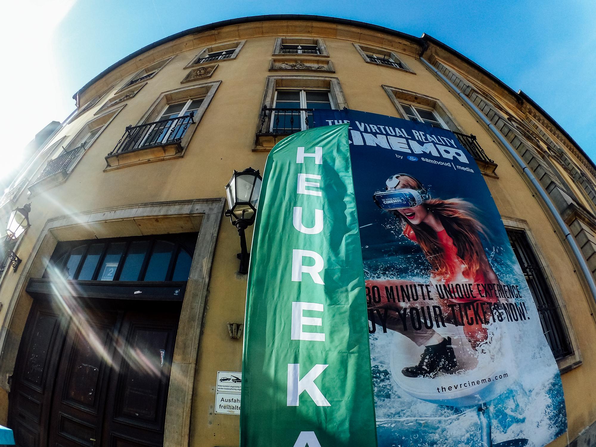 Event report Heureka at Berlin Web Week 2016 in Berlin, Germany.