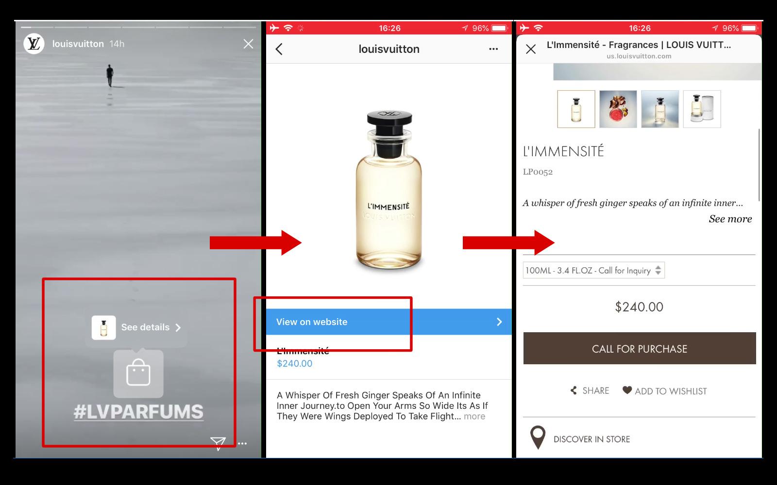 Instagramショッピング新機能!「ストーリーズにショッピングタグ投稿、直接販売」可能に!ルイ・ヴィトンAritziaに実装!Instagram最新情報、ニュース速報2018