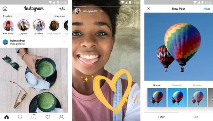 Instagram Lite 軽量版インスタグラムがメキシコでテスト配信開始!2018年後半に他国でも配信予定。IGTVは非搭載?アプリ/SNS最新情報2018