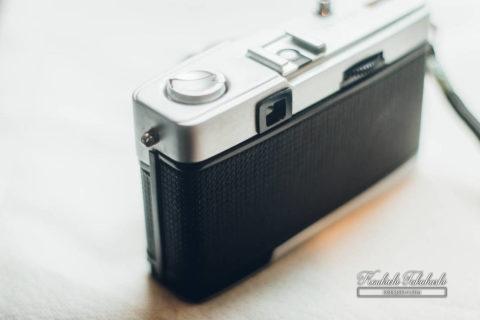 フォトグラファーKoukichi Takahashiフィルムカメラ オリンパストリップ35 Olympus Trip35