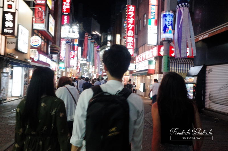 RICOH GR 作例 ポジフィルム調 エフェクト フォトグラファー 渋谷センター街