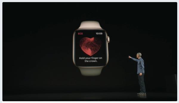 アップルウォッチ4 FDA