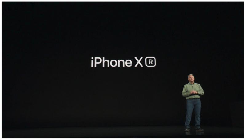 新しいiPhone XR発売決定!リキッドレティーナ搭載。噂通りiPhone エックスアールがApple新製品発表会でアナウンス!アップル新製品iPhone XR画像予約情報 (2)