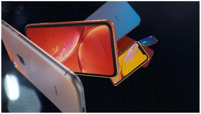 新しいiPhone XR発売決定!リキッドレティーナ搭載。噂通りiPhone エックスアールがApple新製品発表会でアナウンス!アップル新製品iPhone XR画像予約情報 (5)