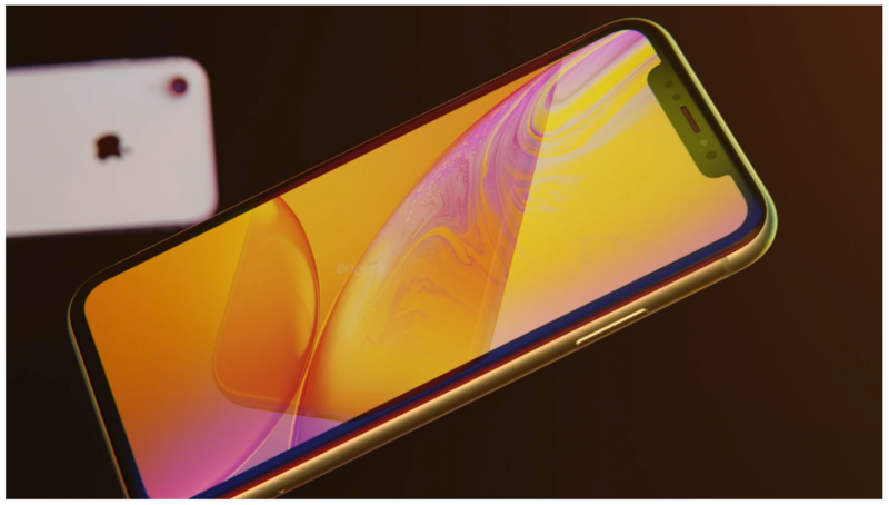 新しいiPhone XR発売決定!リキッドレティーナ搭載。噂通りiPhone エックスアールがApple新製品発表会でアナウンス!アップル新製品iPhone XR画像予約情報 (7)