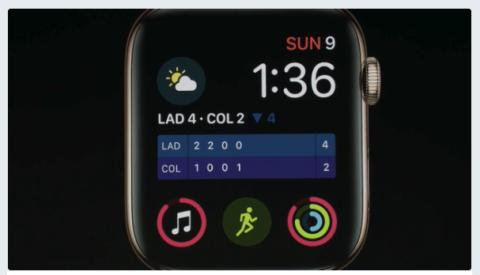 Apple Watch Series 4 発表!アップル新製品発表会Apple新製品情報
