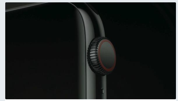 Apple Watch series 4 アップル新製品発表。アップルウォッチ画像 (2)