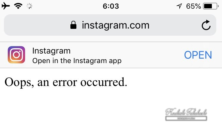 Instagram is down now.Facebook and WhatsApp too?Instagram latest news 2018