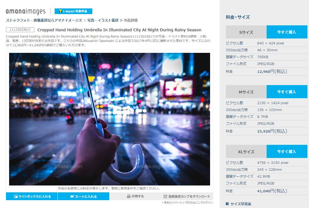 アマナイメージズでEyeEmフォトグラファーの写真販売が開始!特集ページ「Absolute Idea」で2枚フィーチャーして頂きました!ストックフォト最新情報2018