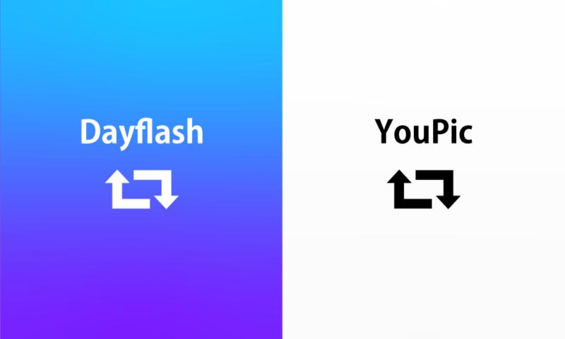 海外写真SNS「Dayflash」にリツイートリポスト機能が実装! + 拡散可能な写真アプリ「YouPic」ざっくり紹介。海外写真SNS・アプリ最新情報2018
