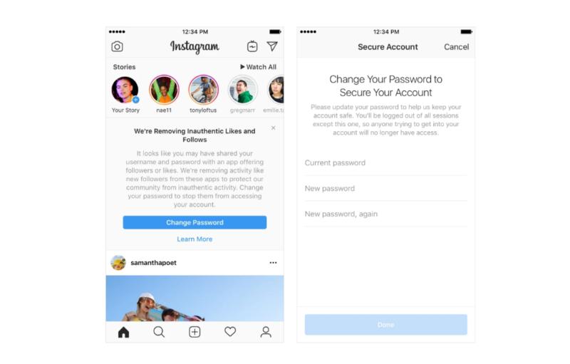 インスタグラムにbot撲滅の動き。自動いいね/コメント/フォローなど偽アクティビティをAIで削除。全ユーザーエンゲージメント低下の懸念も。Instagram最新情報2018