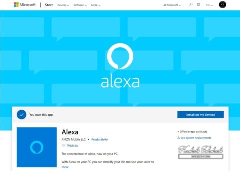 Amazon Alexa now available on Windows 10!Amazon/Microsoft latest news 2018