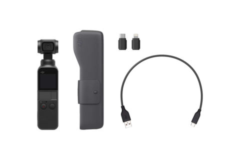 "DJI new product ""Osmo Pocket"" Pre-order start!!DJI latest news 2018"
