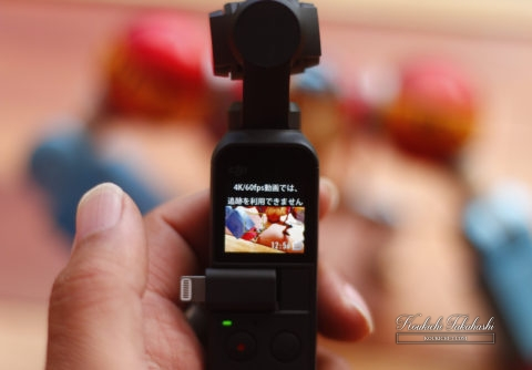 Can't use Active track/Face tracking when 4k recording with Osmo Pocket...?Review of DJI Osmo Pocket