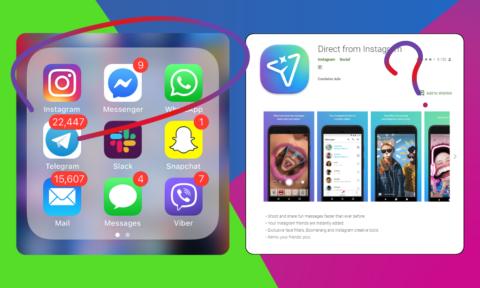InstagramFacebook MessengerWhatsApp相互メッセージが可能に?FB傘下3アプリのチャット機能統合検討中。スタンドアローン「Direct from Instagram」どうなるの?アプリSNS最新情報2019