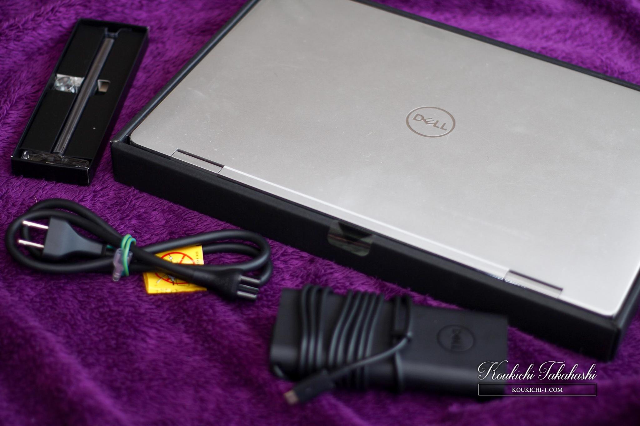 Dell XPS15 2-in-1届いた!1カ月モニター開始! #デルアンバサダー デルノートパソコン製品レビュー使用感感想