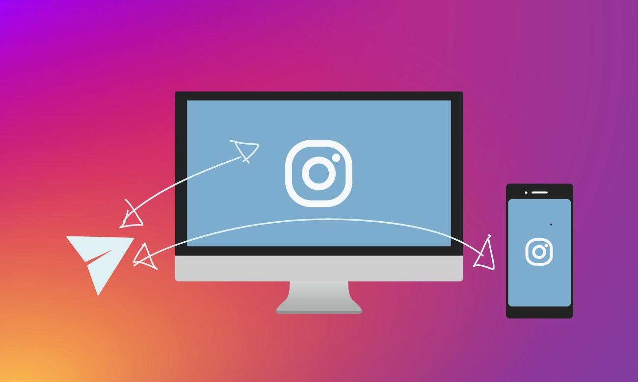 インスタDMパソコンから送受信可能に?InstagramダイレクトWEB版がテスト中!インスタグラム新機能・アップデート最新ニュース速報2019