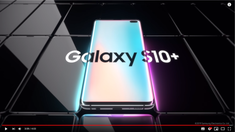 Samsung S10eS10S10 samsung new smartphone latest news 2019