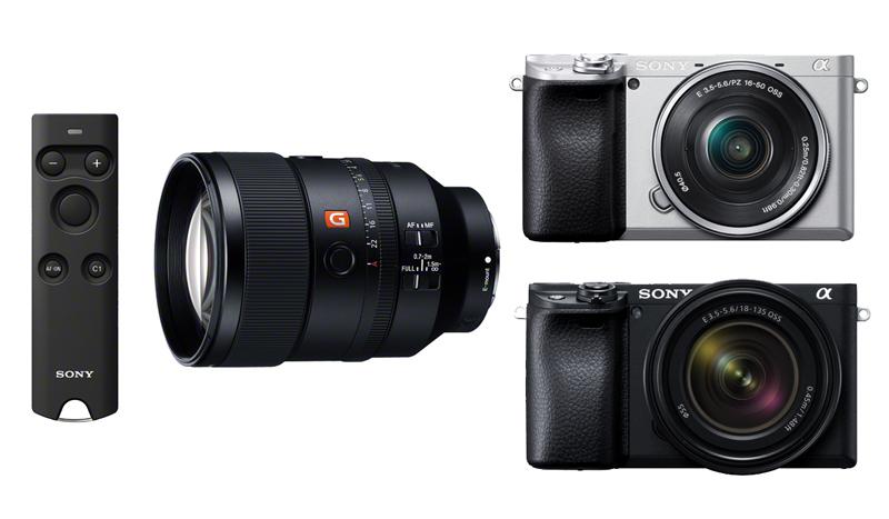 Sony α[Eマウント]用レンズ FE 135mm F1.8ワイヤレスリモートコマンダーRMT-P1BTα6400は2月22日発売済み。Sonyカメラレンズ新製品最新情報最安値価格比較2019