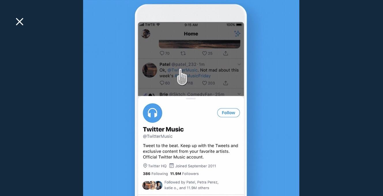 Twitter新プロフ表示「タイムラインから離れずプロフィール表示」テスト中!ツイッター新機能・アップデート最新ニュース速報2019