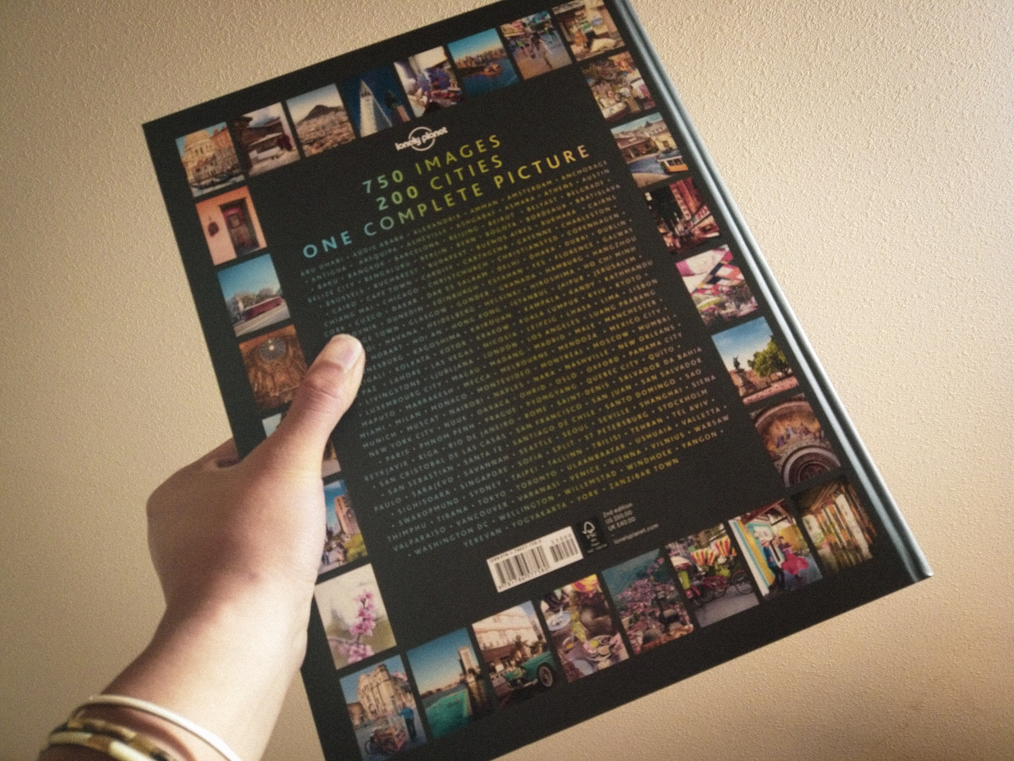 Lonely Planet賞の賞品「The Cities Book」届いた!Tokyo Tokyo Photo Awards ロンリープラネット賞受賞。余談だらけ:紙のモノ。写真・フォトコンテスト受賞履歴2018-2019