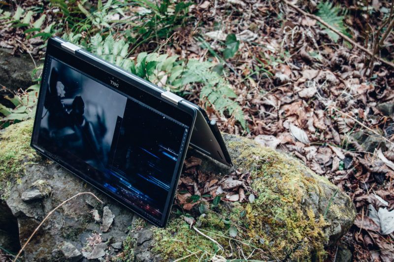 DELL New XPS15 2 in 1 phoo review.jpg outdoor