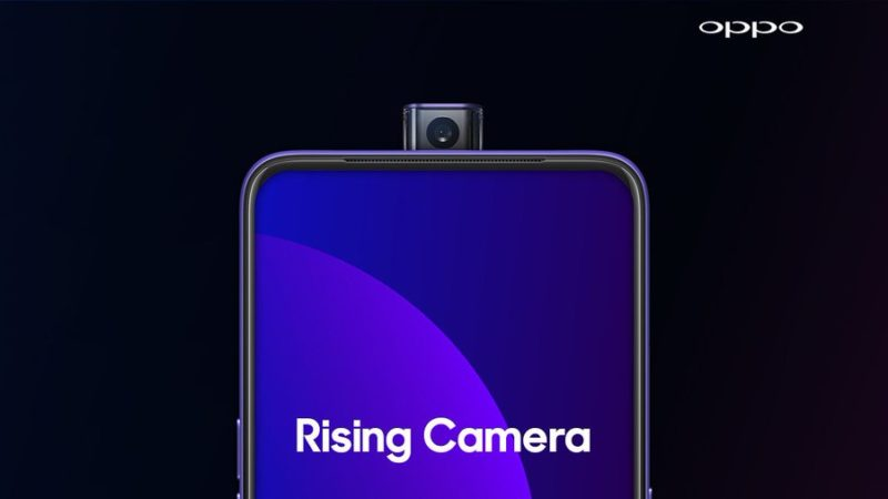 Oppo F11 Proにポップアップセルフィーカメラ(Rising Camera)搭載!間もなく予約開始。オッポスマホ新製品最新情報2019