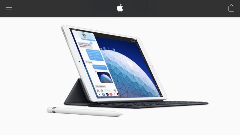 アップル新iPad mini/iPad Airを発表!予約販売開始!Apple新製品最新ニュース速報2019