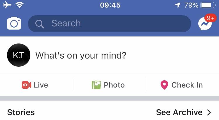 フェイスブック、メッセージ機能をFBアプリに戻す事を計画中?Facebook最新情報2019