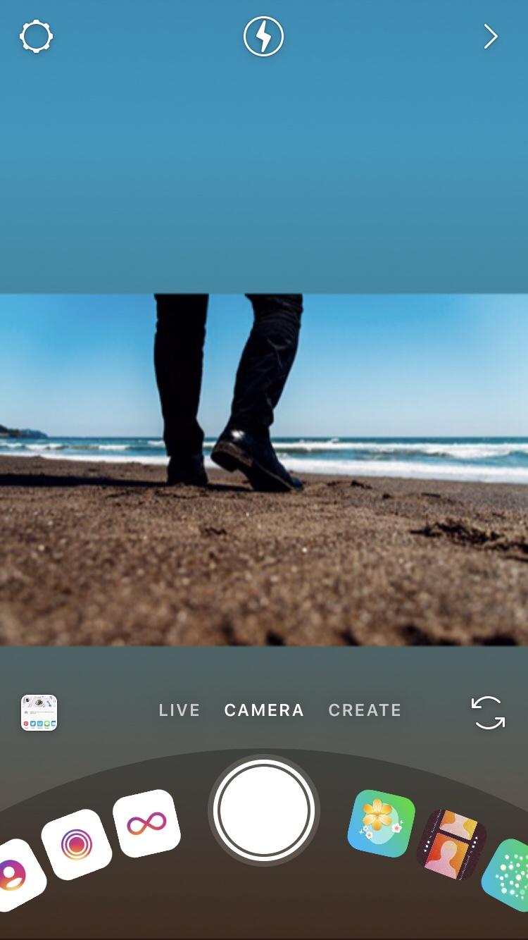 インスタストーリーズ「コラージュ」裏技のやり方・公式アプリでの作り方を動画で解説!+コラージュ&クイズスタンプの謎。Instagramストーリーズアップデート最新機能 2019年版