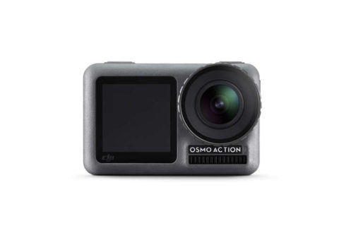 DJI Osmo Action販売開始!Amazonも予約開始!価格44820円/発売日5月17日。DJI新製品OSMO ACTION/新作カメラ最新情報2019