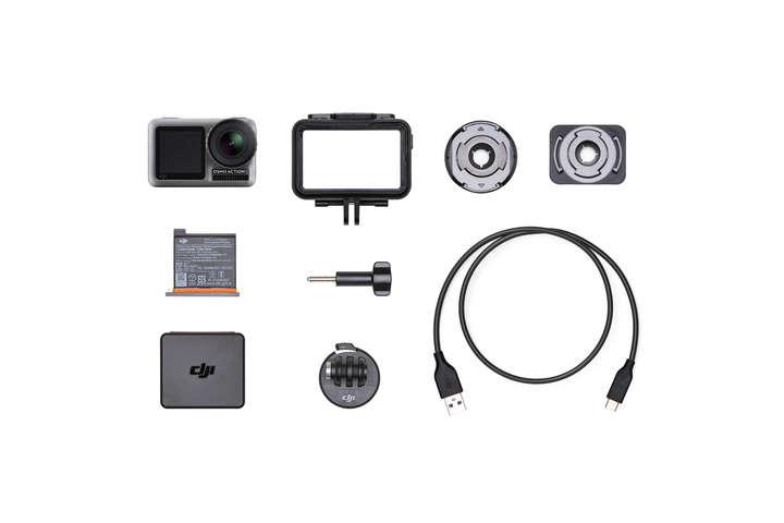DJI Osmo Action予約開始!DJI新製品新作カメラ最新情報2019