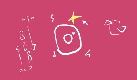 インスタグラム フォロー一覧が並び替え可能に!「フォローした日が新しい順:古い順:デフォルト」Instagram最新機能:アップデート2019年