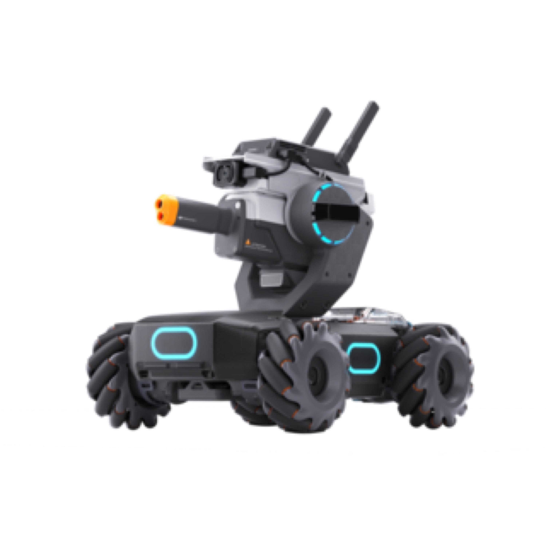 DJI「RoboMaster S1」予約開始!楽しみながらAIやプログラミングを学習できる教育用ロボット。DJI子供向け新製品最新情報 2019年6月