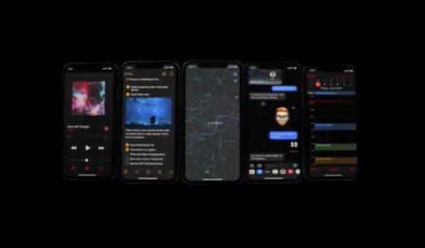 アップルWWDC19でiOS13ダークモードを発表。2019年秋公開予定。Apple/iOS最新情報2019