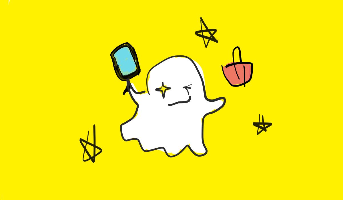 スナップチャット、インフルエンサー公式ショップをアプリ内に開設。キム・カーダシアン/カイリー・ジェンナー他。Snapchatショッピング/チェックアウト新機能・アップデート最新機能2019