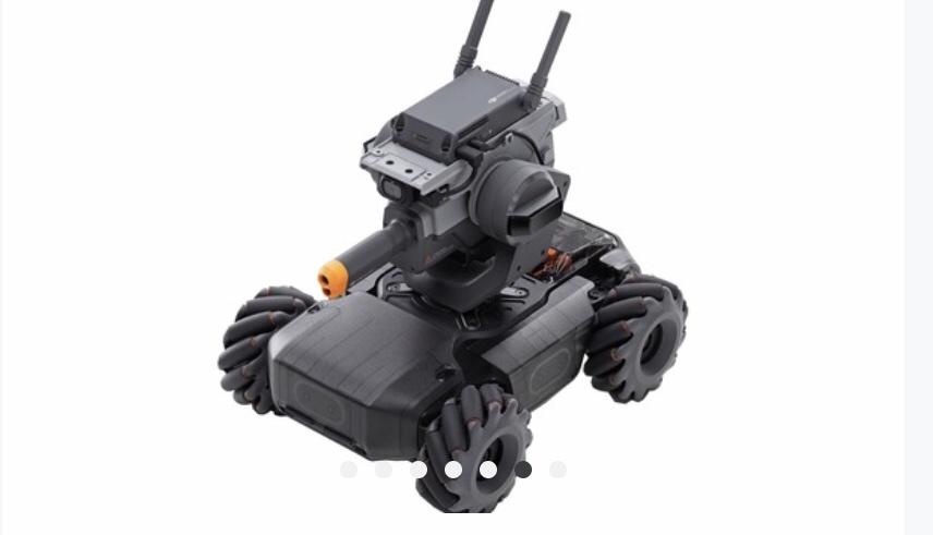 DJI「RoboMaster S1」販売開始!楽しみながら学べる教育用ロボット。DJI新製品最新情2019年6月