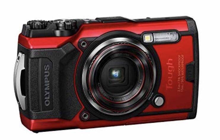オリンパス タフシリーズ最高峰モデル「Tough TG-6」7月発売決定!F2.0/水深15m/マクロ最短1cm/水中でも使える魚眼フィッシュアイコンバーター。カメラ新製品最新情報 2019年6月