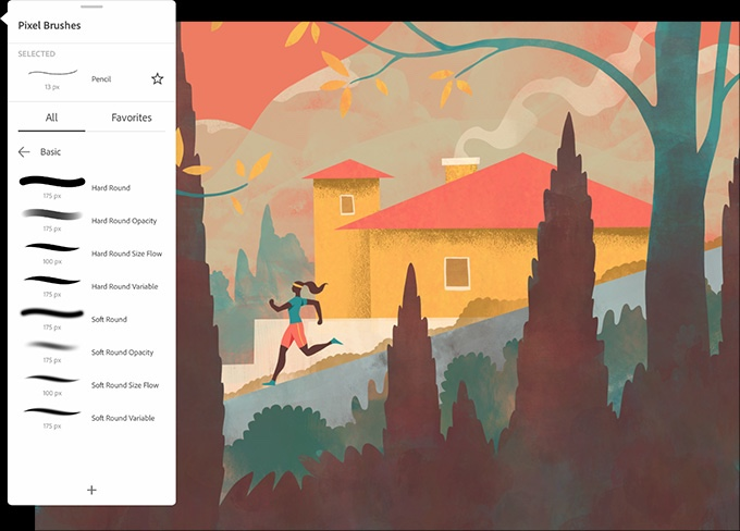 "Adobe announces ""Adobe Fresco"" Drawing and Painting app for iPad.called Project Gemini before.It will be release 2019!Adobe Latest News 2019"