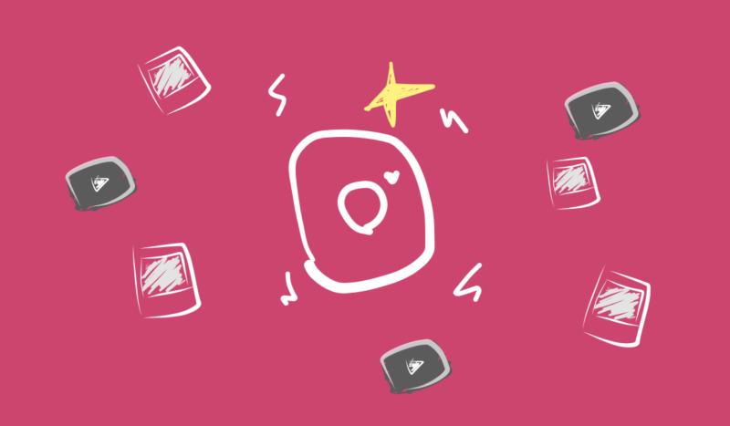 Instagramストーリーズ好きなだけ写真/動画を撮って後で投稿可能に?新ギャラリーページに7日間ストック。インスタグラム新機能/アップデート最新情報2019年6月