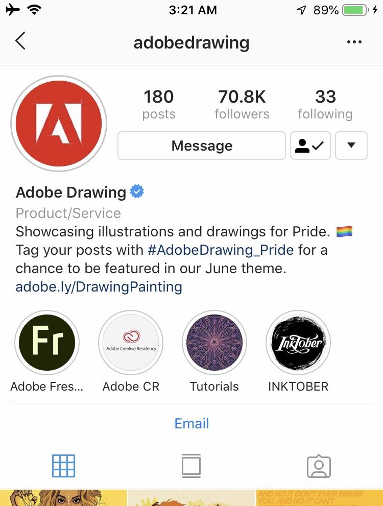 本物?偽物?Adobe Fresco公式Twitterアカウント登場!真実は予想外に。アドビフレスコ最新情報2019年6月