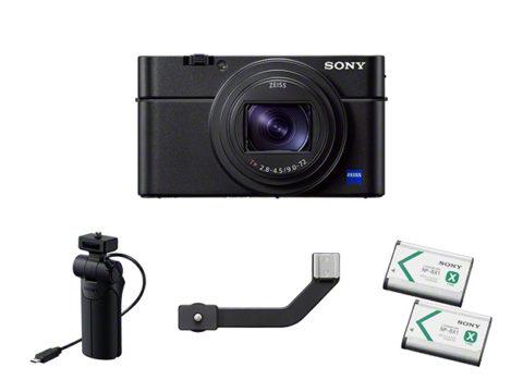 ソニー RX100 VII(DSC-RX100M7)発表!動画「リアルタイム瞳AF」「4Kアクティブ手振れ補正」搭載。最強コンデジ7月31日予約開始!SONYサイバーショット新作カメラ 価格比較:最安値購入