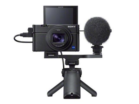 ソニー RX100 VII(DSC-RX100M7)発表!動画「リアルタイム瞳AF」「4Kアクティブ手振れ補正」搭載。最強コンデジ7月31日予約開始!SONYサイバーショット新作カメラ 価格比較:最安値購 2