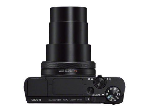 ソニー RX100 VII(DSC-RX100M7)発表!動画「リアルタイム瞳AF」「4Kアクティブ手振れ補正」搭載。最強コンデジ7月31日予約開始!SONYサイバーショット新作カメラ 価格比較:最安値購 3