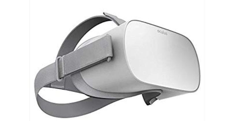 Oculus Go Amazonプライムデータイムセール対象に!14%OFF!オキュラスゴー特化:割引情報 2019年7月16日